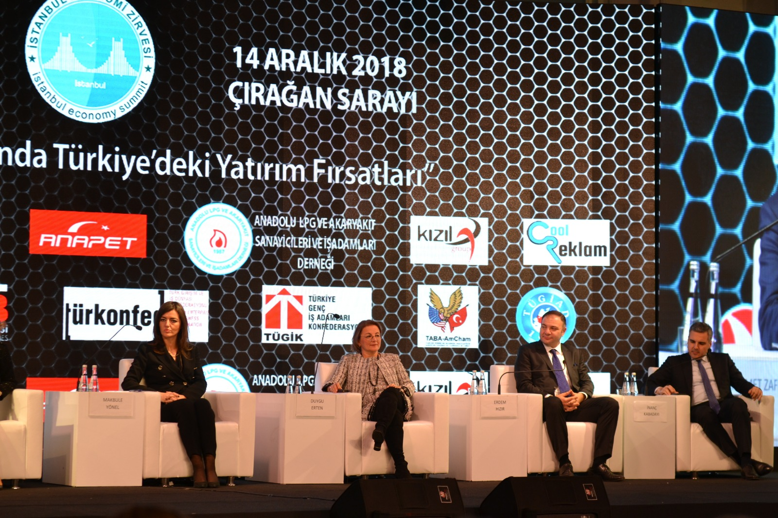 2. İstanbul Ekonomi Zirvesi